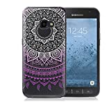 LINCIVIUS  Coque Samsung Xcover 4, Housse Samsung Galaxy Xcover 4 Etui Transparent...