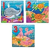 Creative's My Number Puzzles 1 to 10, Mu...
