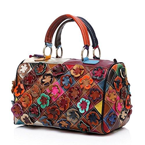 Yilen, Borsa a spalla donna Multicolor-1