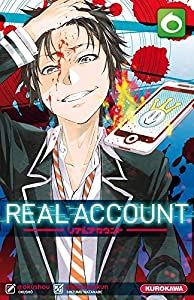 Real Account Edition simple Tome 6