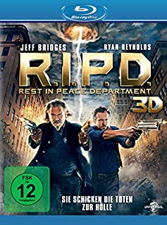 R.I.P.D. [3D Blu-ray]