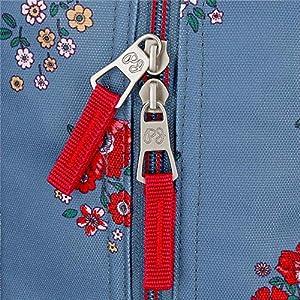 61bSmfNrrtL. SS300  - Pepe Jeans Pam - Mochila, Multicolor, 42 cm
