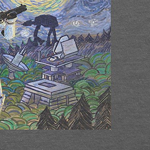 TEXLAB - Endor Nights - Herren T-Shirt Grau