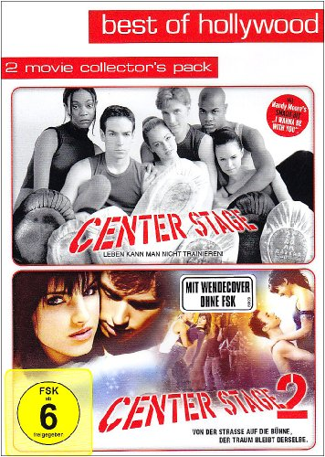 Best of Hollywood - 2 Movie Collector's Pack: Center Stage / Center Stage 2 [2 DVDs]