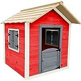 Home Deluxe - umweltfreundliches Spielhaus für Kinder - Das kleine Schloss - 101 x 106 x 128 cm - Inkl. komplettem Montagematerial