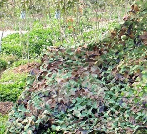 Army Grün Woodland Camouflage Camo Netz Netze Net für Tabletop Camping Jagd, und andere Outdoor Aktivitäten (2 x 3 m) -