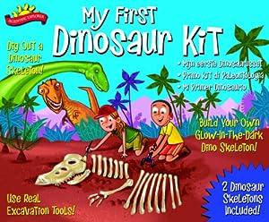 Scientific Explorer Mi Primer Dinosaurio