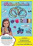 Enlarge toy image: Creativity for Kids - Fashion Headbands Kit - toddler baby activity product