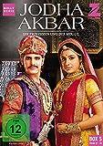 Jodha Akbar - Die Prinzessin und der Mogul - Box 5/Folge 57-70 [3 DVDs]