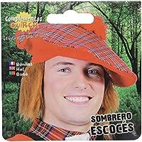 GUIRMA - Sombrero escocés con pelo ed05742aa07