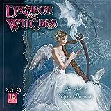 Dragon Witches — the Art of Nene Thomas 2019 Calendar