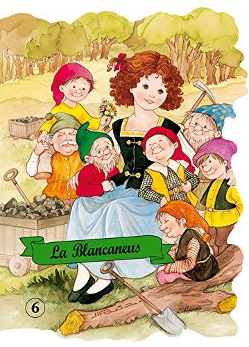La Blancaneus por Wilhelm i Jacob Grimm
