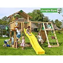 Parque infantil Chalet Climb Xtra JungleGym, Amarillo (Amarillo)
