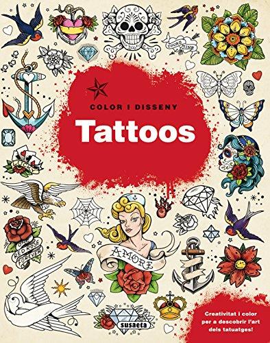 Tattoos (Color i disseny) por Susaeta Ediciones S A