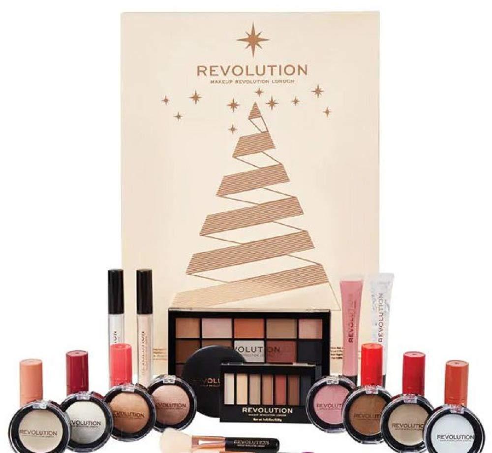 Calendario de Adviento de maquillaje de Revoultion Beauty (se vende por PENTA06)
