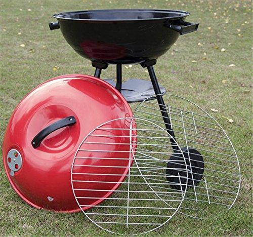 Yeying123 perfect flow apple grill stufa, fornelli a legna per picnic,l