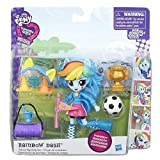 Hasbro 029946 My Little Pony - Rainbow Dash, Modelli assortiti