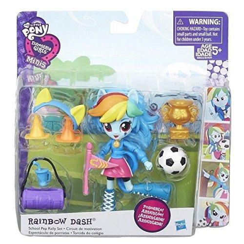 Hasbro 029946 My Little Pony - Rainbow Dash, (sortiert) (Dash Party Rainbow)
