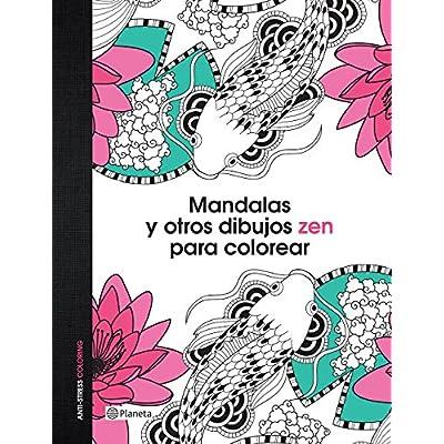 Mandalas Y Otros Dibujos Zen Para Colorear PDF Download - AygulXiu