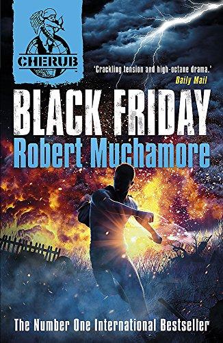 Black Friday - Numero 15 (CHERUB) por Robert Muchamore
