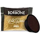 Caffè Borbone Don Carlo Miscela Nera, 100 Capsule