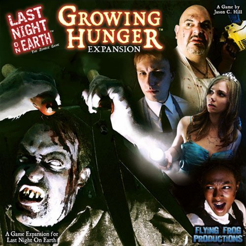Unbekannt Flying Frog Productions 103 Last Night on Earth: Growing Hunger Expansion