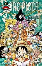 One Piece - À la rencontre de maître Chavipère de Eiichiro Oda