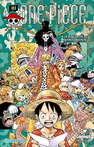 One Piece - Édition originale - Tome 81: À la rencontre de maître Chavipère par Eiichiro Oda