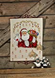 Permin Weihnachtsmann Adventskalender Set