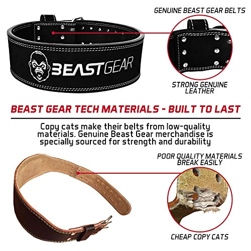 Zoom IMG-3 beast gear powerbelt cintura da