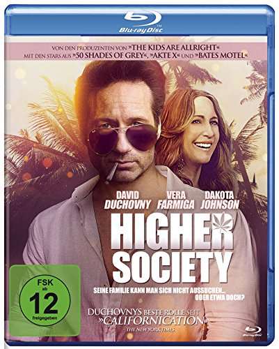 Higher Society [Blu-ray]