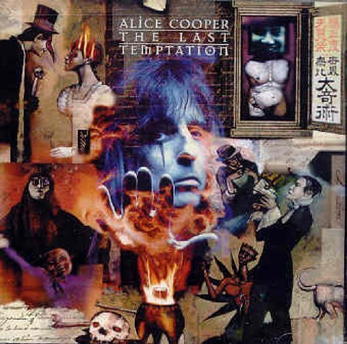 The Last Temptation by Alice Cooper (2008-03-01)