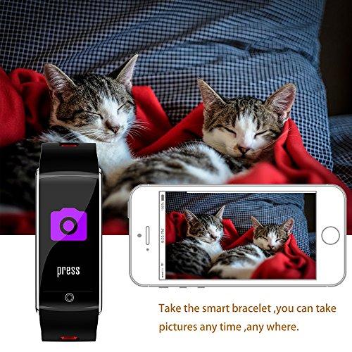 Zoom IMG-2 fitness tracker smart watch 4