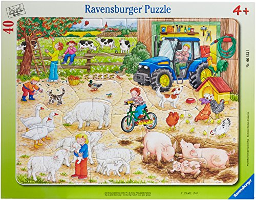 Ravensburger 06332 - Auf dem großen Bauernhof