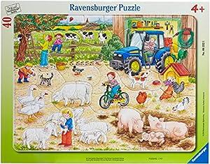 Ravensburger 63321- Puzzle Infantil  (40 Piezas)