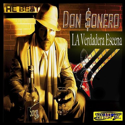 Salsa Pura Y Nada Mas - Gilberto Velazquez aka Don Sonero