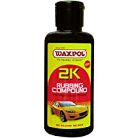 Waxpol 2K Rubbing Compound (for High Gloss Finish) 100 gm