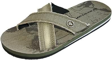 Dunlop DMP565 Men's Boy's Slip On Flip Flops Sandal Beach Strap Shoes Size 6-11