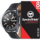 Spectre Shield (8 Pack) Screen Protector for Samsung Galaxy Watch 3 (45mm) Accessory Samsung Galaxy Watch3 (45mm) Screen Prot