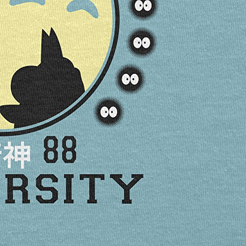 TEXLAB - Spirit University - Damen T-Shirt Hellblau