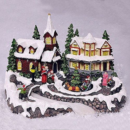animated-christmas-village-scene-fibre-optic-led-lights-sounds-low-voltage-by-kingfisher