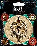 1art1 100755 Phantastische Tierwesen Und Wo Sie Zu Finden Sind - Muggle Worthy Poster-Sticker Tattoo Aufkleber 12 x 10 cm