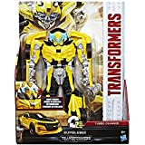 Hasbro Transformers C1319ES0 - Movie 5 Knight Armor Turbo Changer Bumblebee, Actionfigur