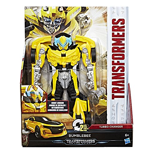 Transformers – Turbo Bumblebee 61bUdx5BC6L