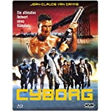 Cyborg - Uncut - Futurepak [Blu-ray] mit 3D Lenticular