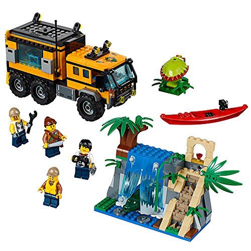 Lego City Mobiles Dschungel-Labor 60160 (426 Teile)