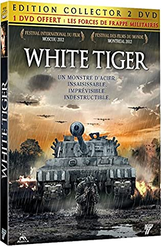 White Tiger [Édition Collector]
