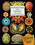 Inspirations from Nature: An Adult Coloring Book Featuring the Illustrations of Ernst Haeckel