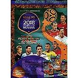 Adrenalyn XL Starter-Pack Road To World Cup 2018Sammelkarten