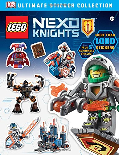 Lego Nexo Knights (Ultimate Sticker Collection) por Dk